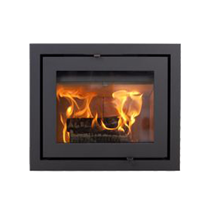 Scan-Line Panorama XL insert stove