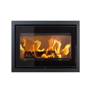 Scan-Line Panorama insert stove